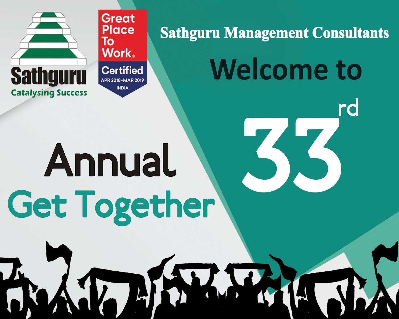 Sathguru Annual Get-together 2018