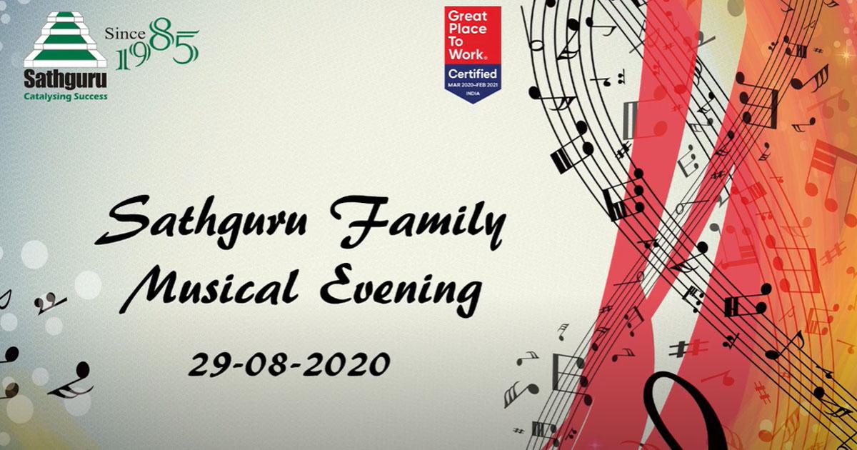 Sathguru Musical Evening